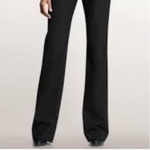 Gap navy modern boot cut trouser pants new w/o tag